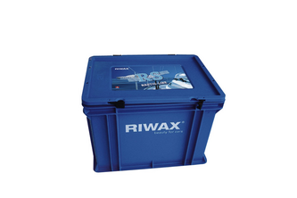 Riwax poets Opbergbox blauw