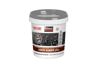 Rubson Liquid Rubber Coating 750 ML, Grijs