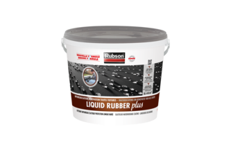 Rubson Liquid Rubber Coating 5 L, Grijs