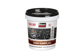 Rubson Liquid Rubber Coating 750 ML, Zwart
