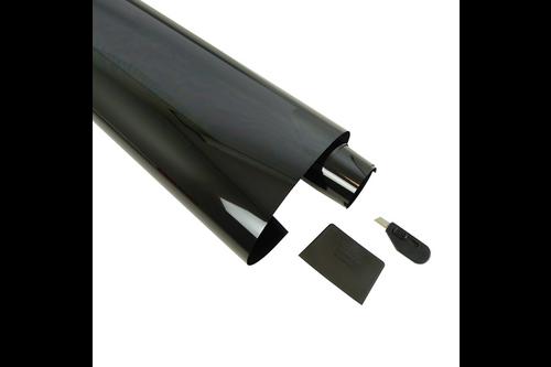 Carpoint ruitenfolie limoblack3% 300 x 50cm