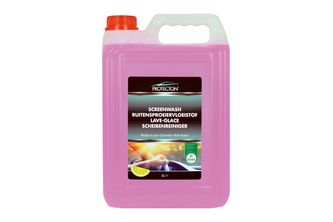Protecton Ruitensproeiervloeistof Zomer anti-insect 5L
