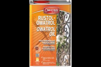 Owatrol Rustol Owatrol Oil Pure olie