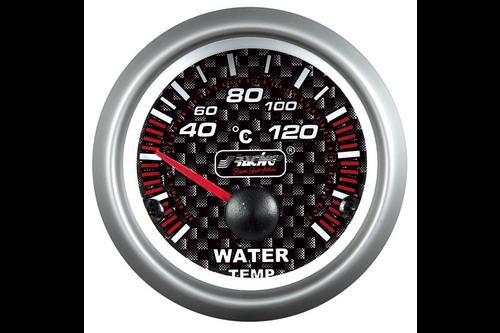 Simoni racing analoog instrument watertemperatuur 52 mm