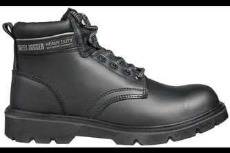 Safety Jogger X1100N S3 Zwart Werkschoenen Unisex