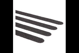 SecuCare Anti slip sticker langwerpig voor binnen & buiten - 15 Stuks, Grijs