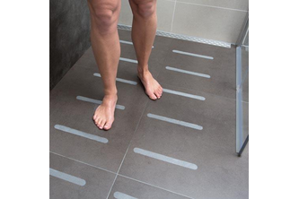 SecuCare Antislip sticker langwerpig 25 x 245 mm voor binnen