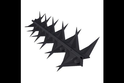 Secumax anti-klimstrip pro zwart, 50 x 500, 1 stuk