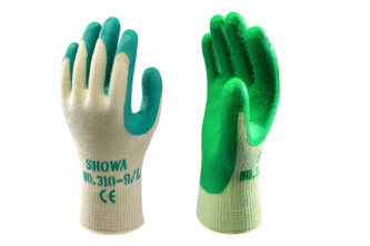 Showa 310  , GROEN, XL