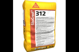 SikaGrout 312 cementgebonden gietmortel