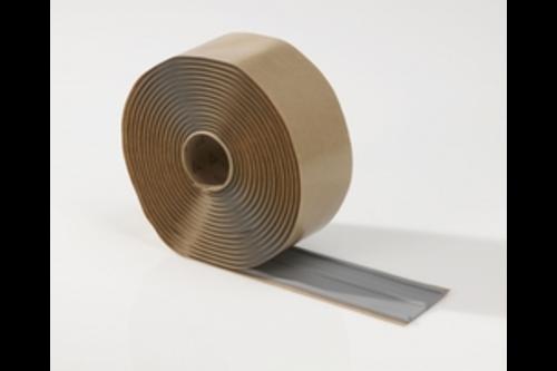 Sikalastomer 95 2,37 mm dik x 12,7 mm breed x 15,24 m lang, grijs, rol