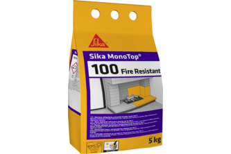 Sika MonoTop 100 Fire Resistant