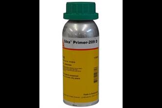 Sika Primer 209 D 250 ML, Zwart, FLACON
