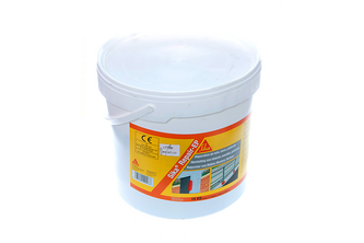 Epoxy-cement mortels