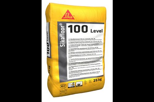 Sikafloor 100 level 25 kg, grijs, zak