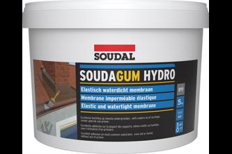 Soudal Soudagum Hydro 10 KG, GRIJS, EMMER