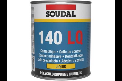 Soudal contactlijm 140 lq liquid 750ml
