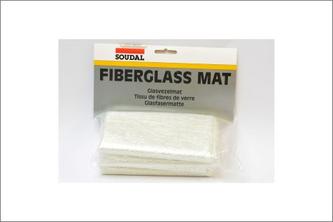Soudal Fiberglass Mat 1 M2 - Uitverkoopartikel