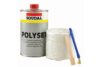 Soudal Polyester Reparatieset