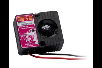 Stop & Go Anti-Marter Ultrasoon Apparaat Standaard
