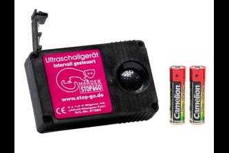 Stop & Go Anti-Marter Ultrasoon Apparaat op batterij