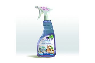 BSI The Pet Doctor Cage Cleaner