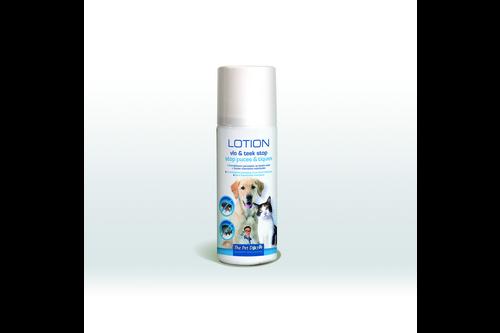 Bsi the pet doctor vlok & teek stop lotion 200 ml
