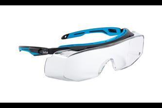 Bolle Safety Bollé Safety Veiligheidsoverzetbril Tryon OTG Clear PC lens