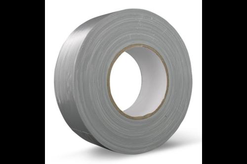Technotape duct-tape / straaltape 810 50 mm x 50 meter, zilver