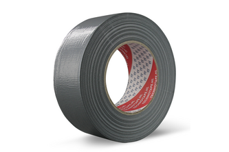 TechnoTape Duct-Tape All-Weather 50 mm x 50 meter, ZILVER