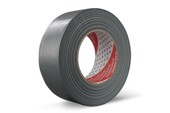 TechnoTape Duct-Tape 510 Heavy-Duty 48 mm x 50 meter, ZILVER