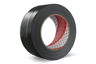 TechnoTape Duct-Tape 320 Universal 50 mm x 50 meter, Zwart