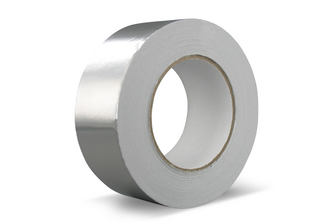 TechnoTape Aluminiumtape SA Cold Weather 50 mm x 45 m x 30µ, ZILVER