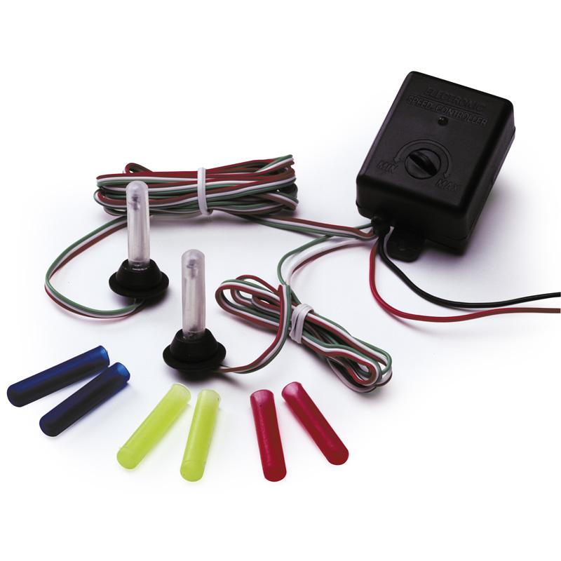 Afbeelding van Autostyle set universele stroboscooplampen inbouw regelbaar