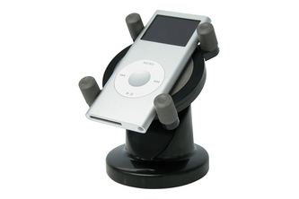 Carpoint Telefoonhouder iPod zwart