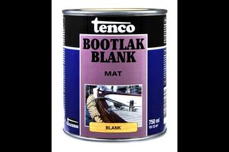 Tenco Bootlak Blank MAT