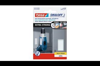 Tesa On&Off Strips extra sterk