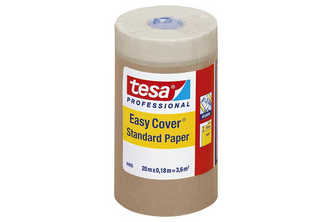 Tesa Professional Easy Cover Standard Papier 2-in-1