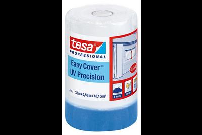 Tesa Professional Easy Cover UV Precision 2-in-1