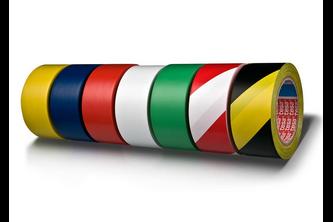 Tesa Professional PVC Vloermarkeringstape