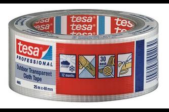 Tesa Professional Textieltape voor buiten