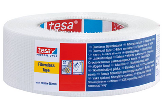 Tesa Professional Zelfklevende glasvezeltape