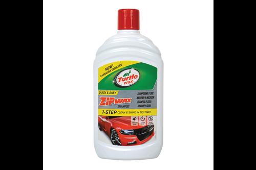 Turtle wax zip wax shampoo 500 ml