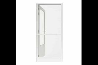 Hamstra Ultra deurhor 100x235 wit