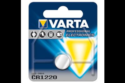 Varta 3V Batterijen CR1220
