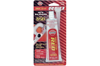 VersaChem High Temp Red RTV Silicone Type 650 85 GR