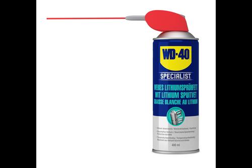 Wd-40 specialist wit lithium spuitvet 400 ml