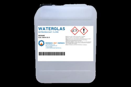 Waterglas 5 ltr