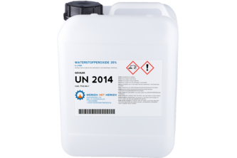 Waterstofperoxide 35%, 5 L