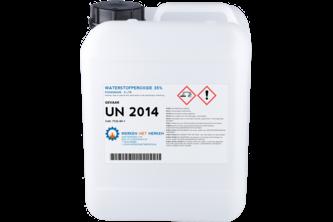 Waterstofperoxide Foodgrade 35%, 5 L